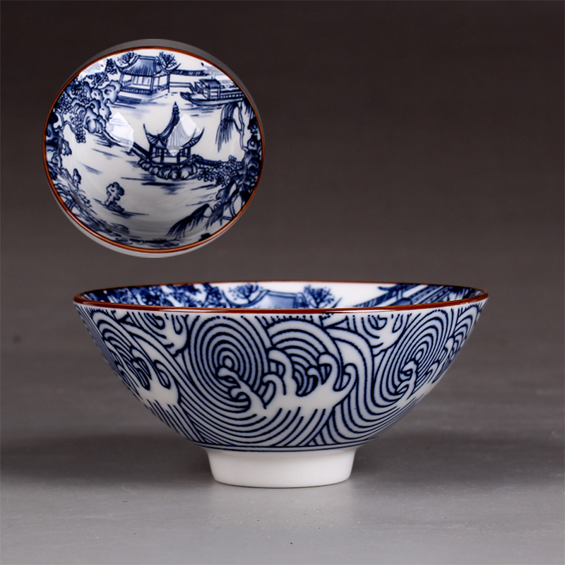 Traditional Chinese Gong Fu Tea Cups 1