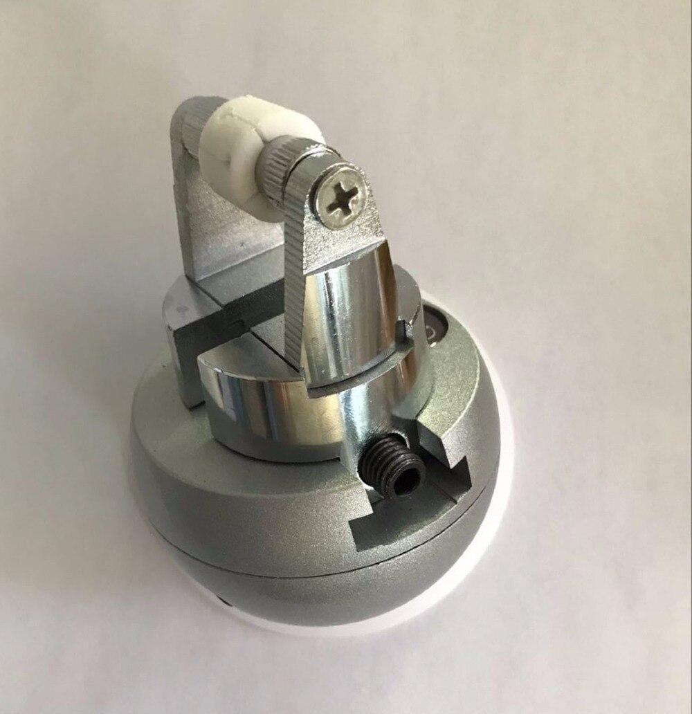 Мини гравировальный шар тиски блок кольцо установка инструменты алмазный камень установка 80 мм DIY металлический блок мяч Установка устройс... - 3