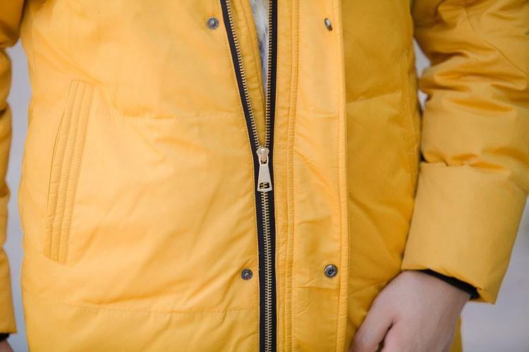 Winter Down Jacket Men Fur Parka Fashion Casual Thicken Warm Fur collar Hooded Men Women jacket&coat couple Down Jacket S-5XL (10)