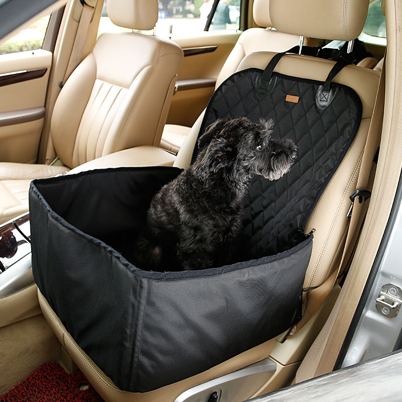 Pet Dog Car Seat Cover Protector Waterproof Vehicle Mat Blanket Foldable Carrier Basket Safety Single Bag In Carriers From Home