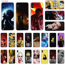 Lavaza Post Malone Austin Richard Hard Phone Case for Apple iPhone 6 6s 7 8 Plus X 5 5S SE XS Max XR Cover