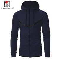 John SBakery Brand 2018 Hoodies Brand Men Movement Style Sweatshirt Male Hoody Hip Hop Autumn Winter