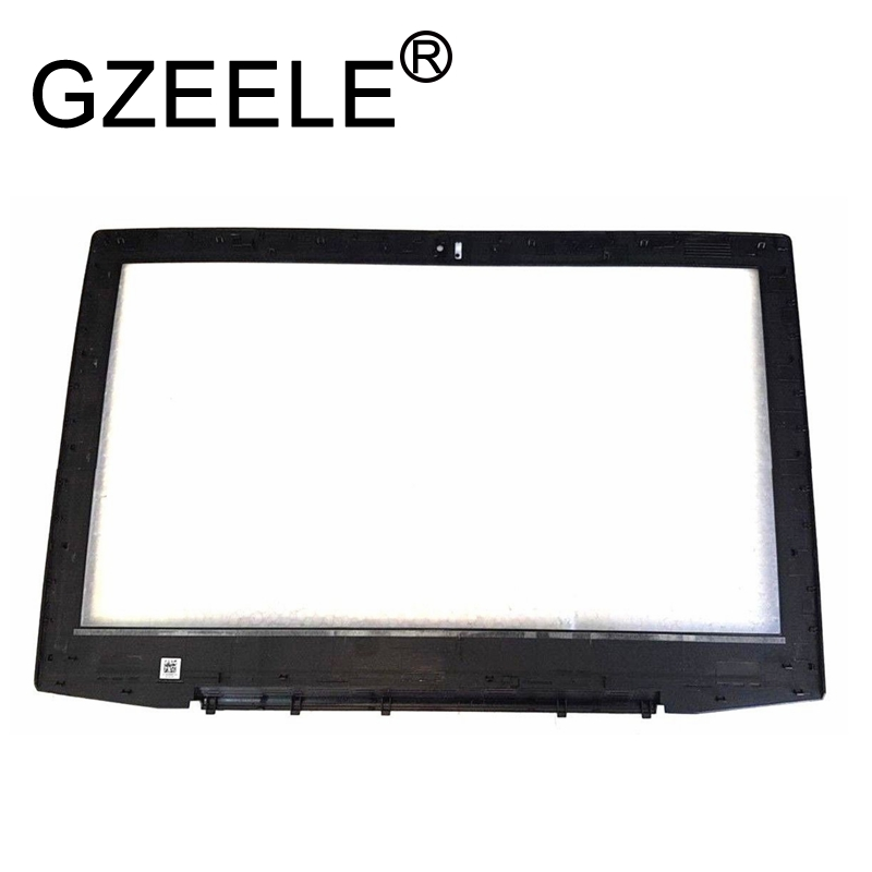 Qualified Gzeele New For Lenovo Ideapad Y50-70 Lcd Screen Front Bezel Trim Ap14r000900 5b30f78857 Lcd Front Bezel Cover Non-touch 15.6 Laptop Bags & Cases