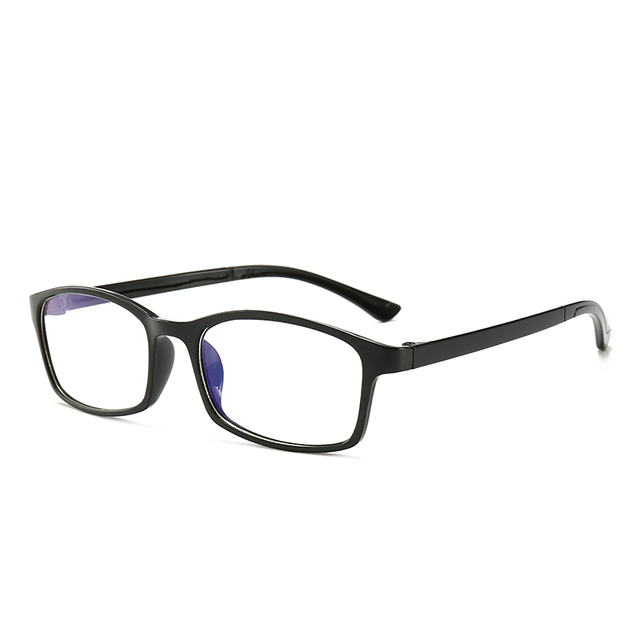 Computerbriller Mænd Kvinder TR90 Anti Blue Ray