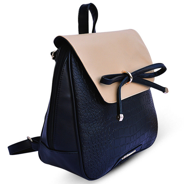 Hot Leather Backpack Famous Brands Backpacks For Teenage Girls ...