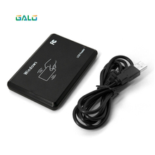 USB RFID ID Contactless Proximity Smart Card Reader EM4001 EM4100 Windows 125khz