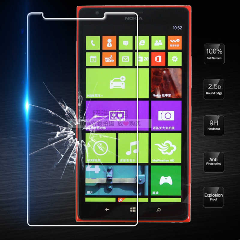 Tempered Glass For Microsoft For Nokia Lumia 640 640XL 630 435 520 535 620 730 830 1020 820 930 Protective Screen Cover Film
