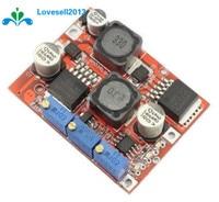 DC-DC step up down boost buck módulo conversor de potência tensão lm2577s + lm2596s