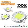 LEVOU Chip De Frio Cool White 10000 K-15000 K 20000 K-25000 K 30000 K-35000 K 1 W 3 W 5 W 10 W 20 W 30 W 50 W 100 W de Alta Potência COB integração lâmpada