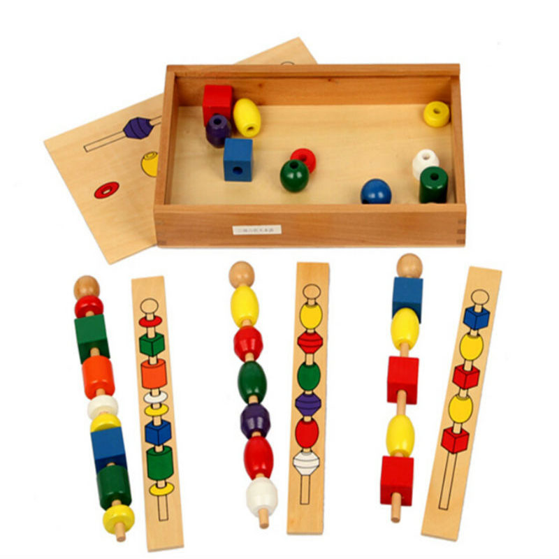 maria montessori described the sensorial materials as the key to the universe discuss this As described below in the montessori curriculum: maria montessori designed materials for children in the pre-school and in the junior sensorial.