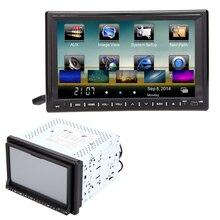 Универсальный 7 «2 DIN Android Автомобилей Радио Мобильного Телефона Автомобильный DVD/USB/Sd-плеер 3 Г Wi-Fi Bluetooth GPS Радио Развлекательной Системы