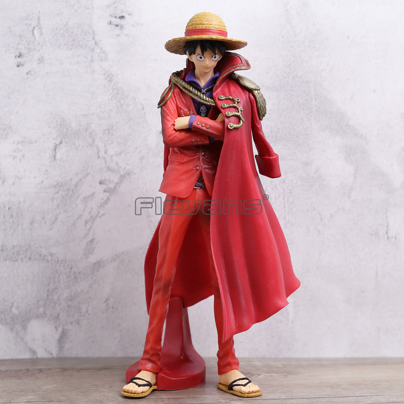 Us 4 91 18 Off Anime One Piece King Of Artist Koa The Monkey D Luffy 20th Limited Figure Toy In Action Toy Figures From Toys Hobbies On