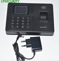 LPSECURITY bureau hôtel hôpital banque USB fréquentation à temps d'empreintes digitales machine