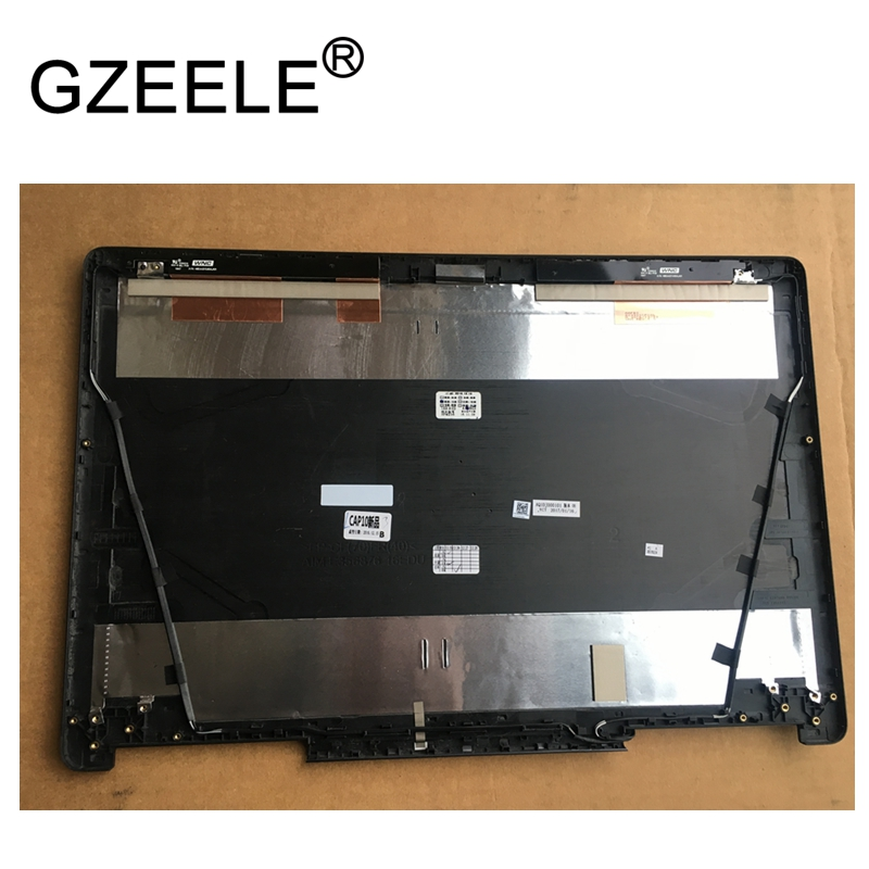 GZEELE New for DELL PRECISION 17 7710 7720 M7710 M7720 top cover A case Switchable LCD Back Cover N4FG4 0N4FG4 LCD Rear Lid CASE gzeele new for dell for vostro 3360 v3360 p32g lcd back cover top rear lcd lid cover case silver 00nxwd