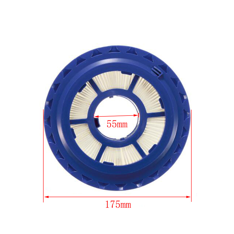 New Post Motor Dust HEPA Filter Motor Head Replacements For Dyson DC41 DC65 DC66 Back Filter Vacuum Cleaner Hepa Filter Parts
