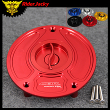 CNC Aluminum Motorcycle Keyless Fuel Tank Gas Cap Cover For Honda CBR1000RR / Fireblade CBR 1000RR CBR1000 RR 2000 to up все цены