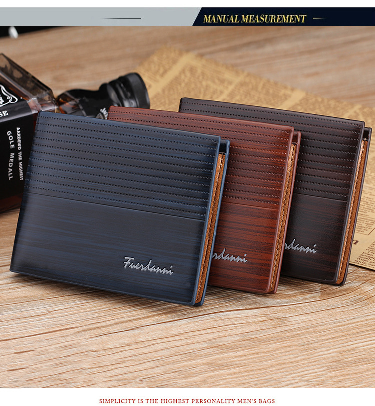 HTB10BffaorrK1RkSne1q6ArVVXac Top 2019 Vintage Men Leather Brand Luxury Wallet Short Slim Male Purses Money Clip Credit Card Dollar Price Portomonee Carteria