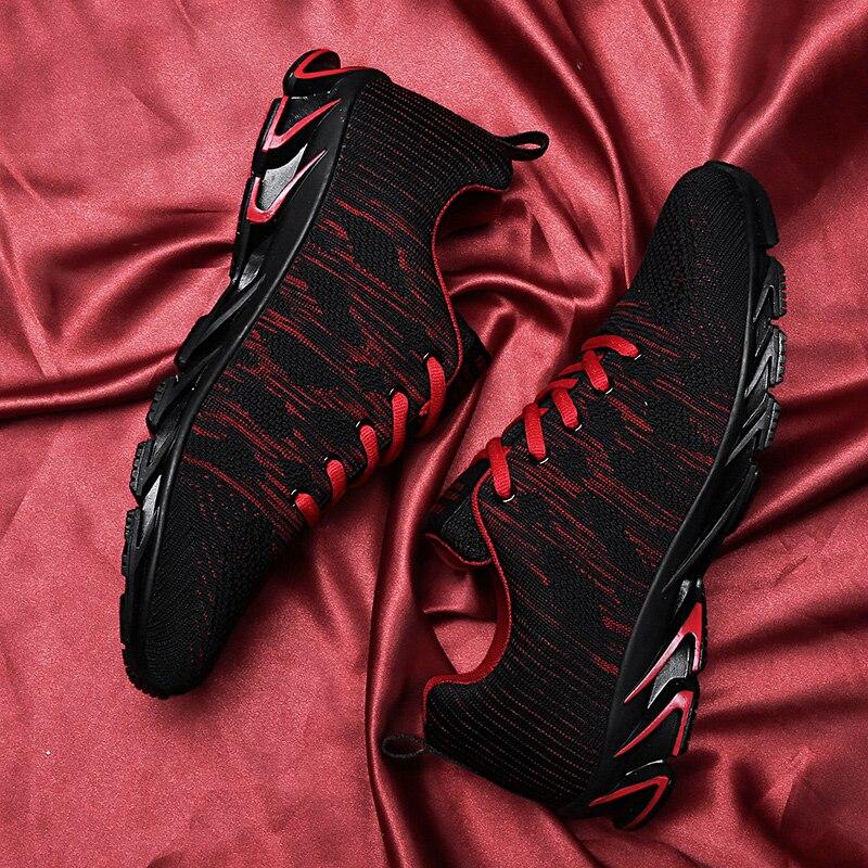 OZERSK Men Sneakers Summer Ultra Breathable Casual Shoes Zapatillas Deportivas Hombre Fashion Breathable Casual Shoes Men