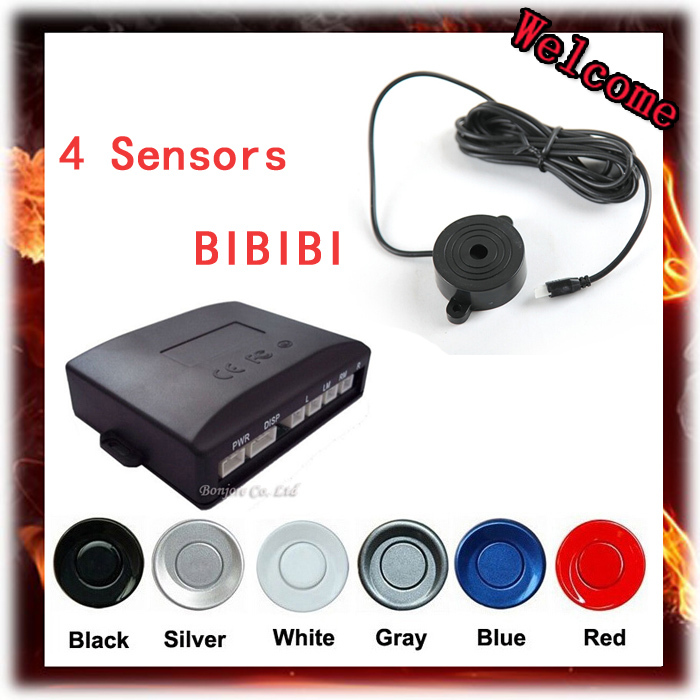 4 font b Sensors b font Buzzer 22mm Car font b Parking b font font b