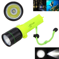 VASTFIRE 5000lm XM L T6 led Build in 6000mAh 26650 Battery Diving Flashlight Scuba Dive Torch Waterproof underwater Lantern