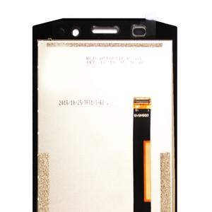 Image 5 - BLACKVIEW BV5800 شاشة الكريستال السائل + شاشة تعمل باللمس 100% الأصلي اختبار LCD محول الأرقام زجاج لوحة استبدال ل BLACKVIEW BV5800 برو