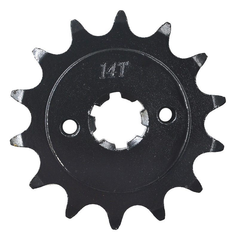 Image 2 - Motorcycle Chain 520 Front Sprocket 13T 14T 15T For Yamaha YFS200 Blaster 1989 2006 TTR230 2005 2006 YFS 200 TTR 230Sprockets   -
