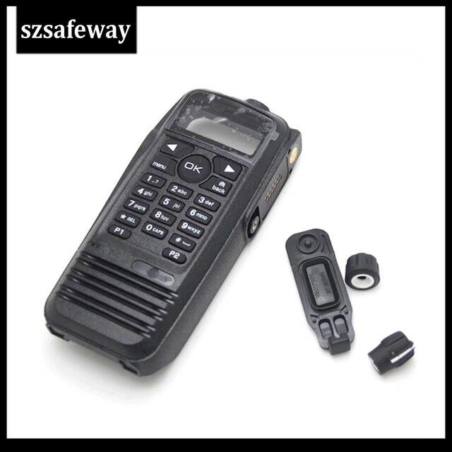 PMLN4646 모토로라 DP3600 DP3601 용 하우징 케이스 커버 XIR P8268 XIR P8260 XPR6550 XPR6580 DGP6150 양방향 라디오