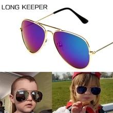 Fashion Brand Kids Sunglasses Classic Children Baby Pilot Su