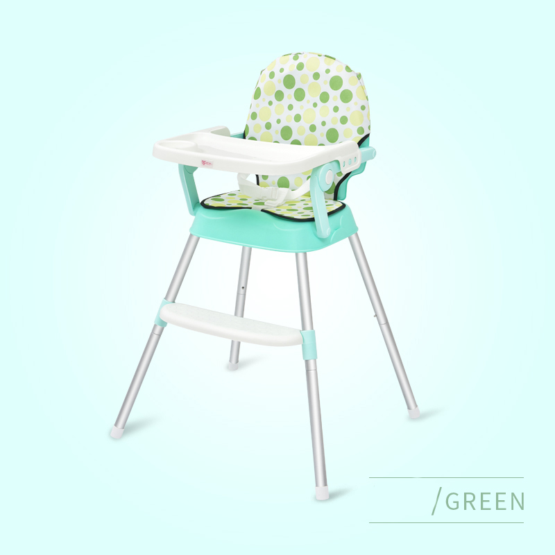 Baby Chair Eating Seats Dining Table Multi-function Adjustable Folding Children's Chairs Baby Chair Portable Infant Seat