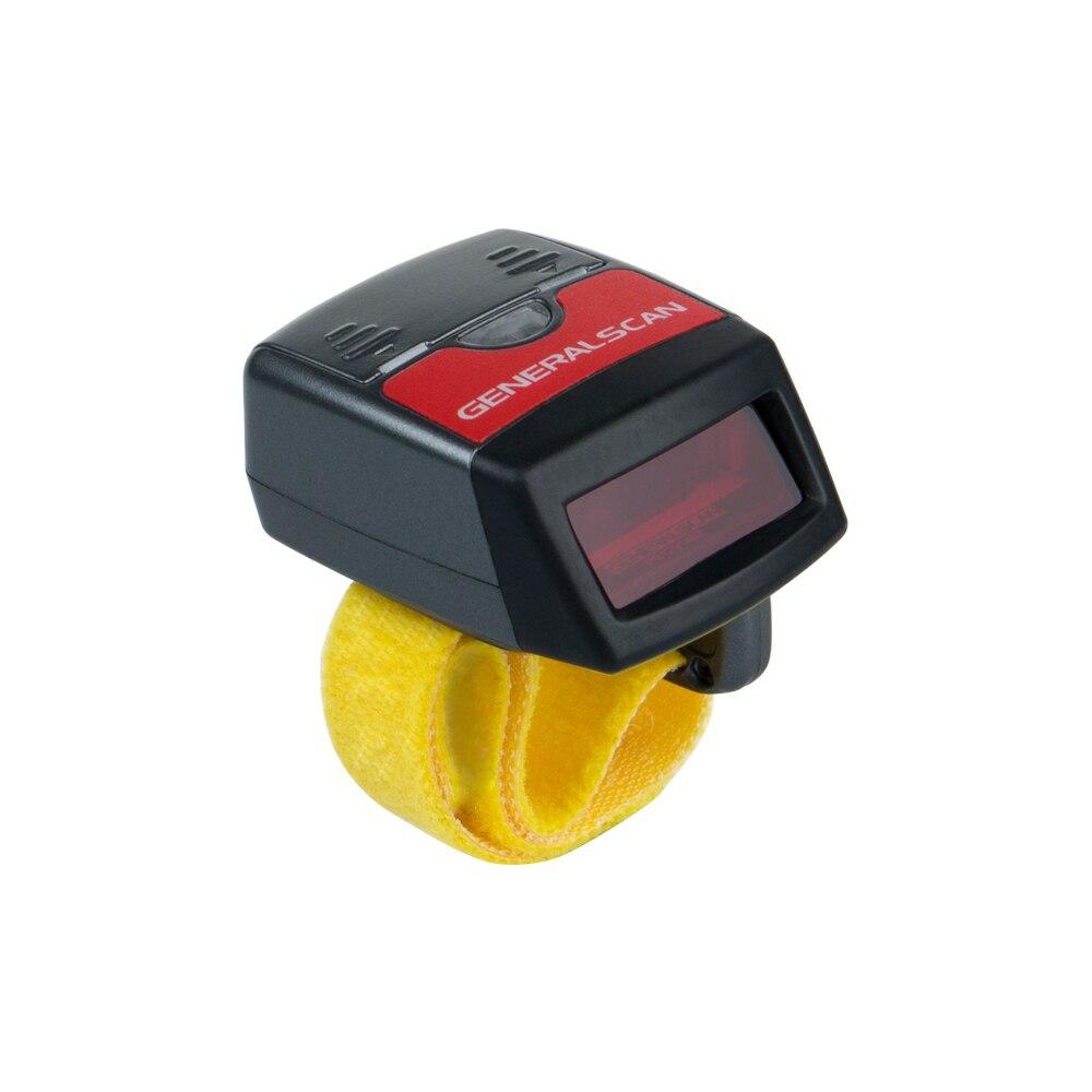 Best продавец Generalscan GS R1000BT-HP носимых 1D Лазерная кольцо сканер штрих-кода