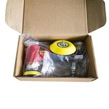2 Inch/3 Car Electric Polishing Buffing Waxing Machine Polisher+Accessories Kit