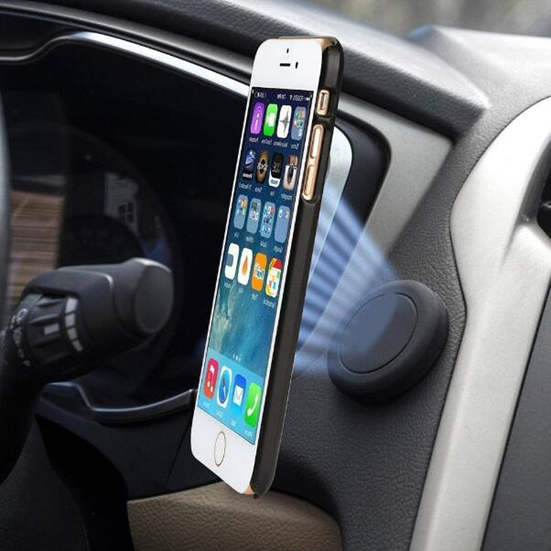 Wholesale! Universal Magnetic 360 Degree Rotation Phone Car Holder Magnet Mount Holder For iPhone Samsung Cellphone GPS UCHM010