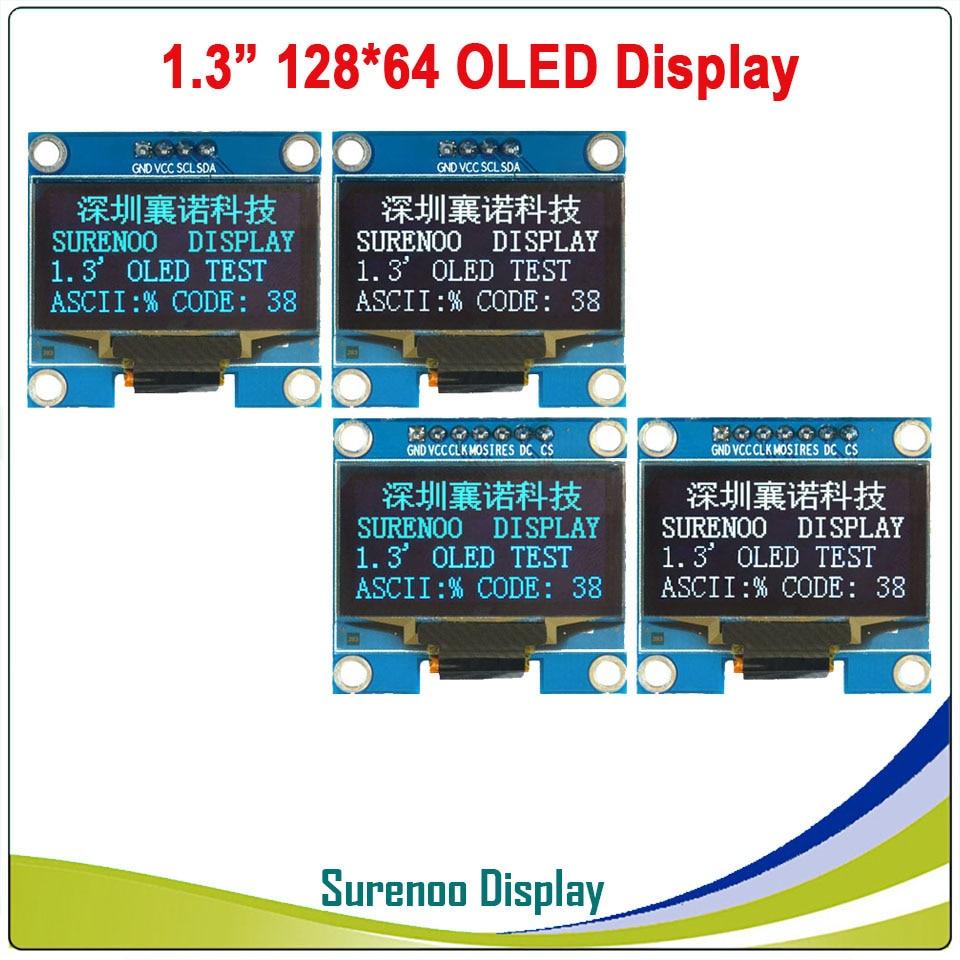 Real OLED Display, 1.3