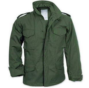 Hommes militaires armée M65 vestes tactiques Multicam automne hiver coupe-vent Durable Outwear Trench Coat