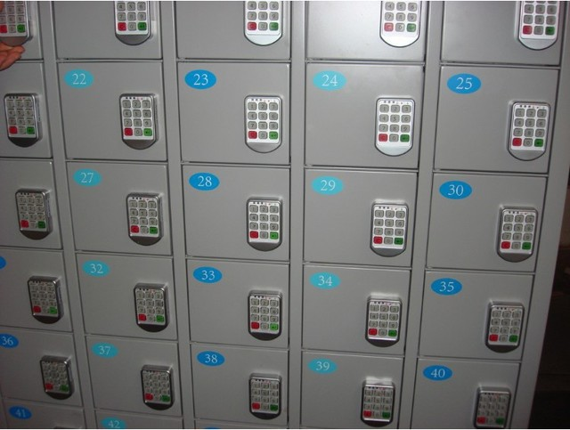 Digital Door Lock For Lockers Electronic Keypad Lock For