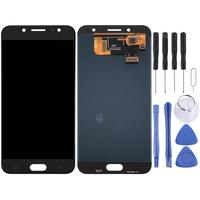 For Samsung Galaxy C8, C710F LCD Screen and Digitizer Full Assembly Touch Screen With Digitizer Replacement Assembly Parts