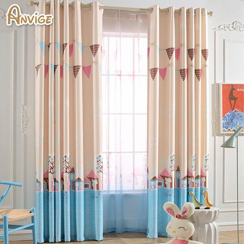 Window Curtain Blackout Children Room Curtains Underwater: Blackout Curtains For Living Room Bedroom Kids Children