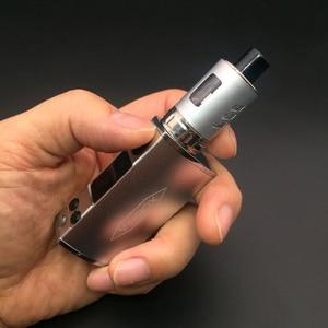 Image 4 - Electronic Cigarette 30W 60W 80W Adjustable Vape Mod V3 Box kit 2200mah 0.2ohm Battery 2ml tank
