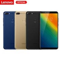 Lenovo K9 M Note, мировая версия, 3 Гб оперативной памяти, 32 Гб встроенной памяти, 3760 мА/ч, 6-дюймовый уход за кожей лица ID мобильный телефон Android 8,1 16MP с...