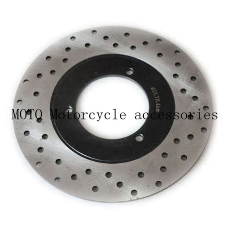 Motorcycle Rear Brake Disc Rotor For YAMAHA 1998 1999 YP250 Majesty250 Majesty250 Rear Brake Disc keoghs motorcycle brake disc brake rotor floating 260mm 82mm diameter cnc for yamaha scooter bws cygnus front disc replace