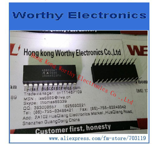 Free shipping 10PCS LOT A6801SAT A6801S A6801 DIP 22
