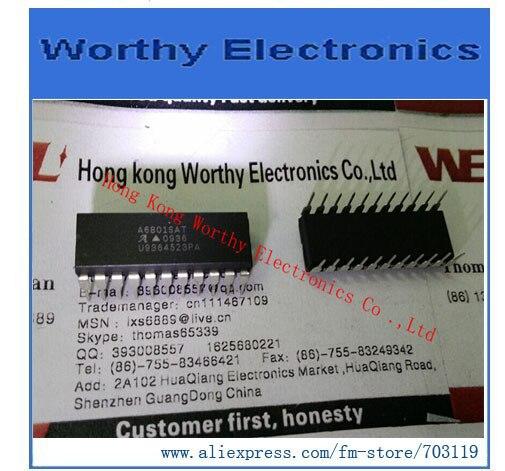 送料無料 10 ピース/ロット A6801SAT A6801S A6801 DIP 22  グループ上の 電子部品 & 用品 からの 集積回路 の中 1