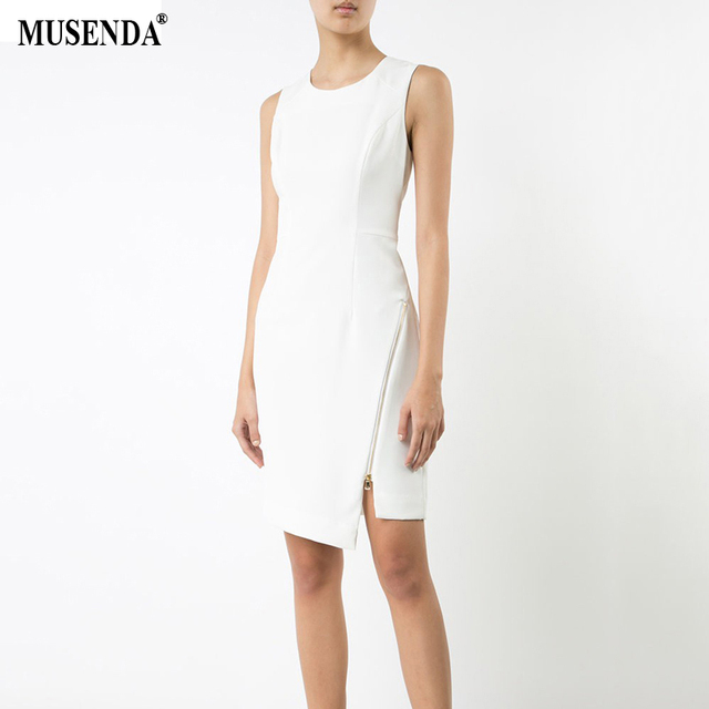 descuento mejor valorado comprar oficial como encontrar Vestidos blancos para oficina – Vestidos de Noche
