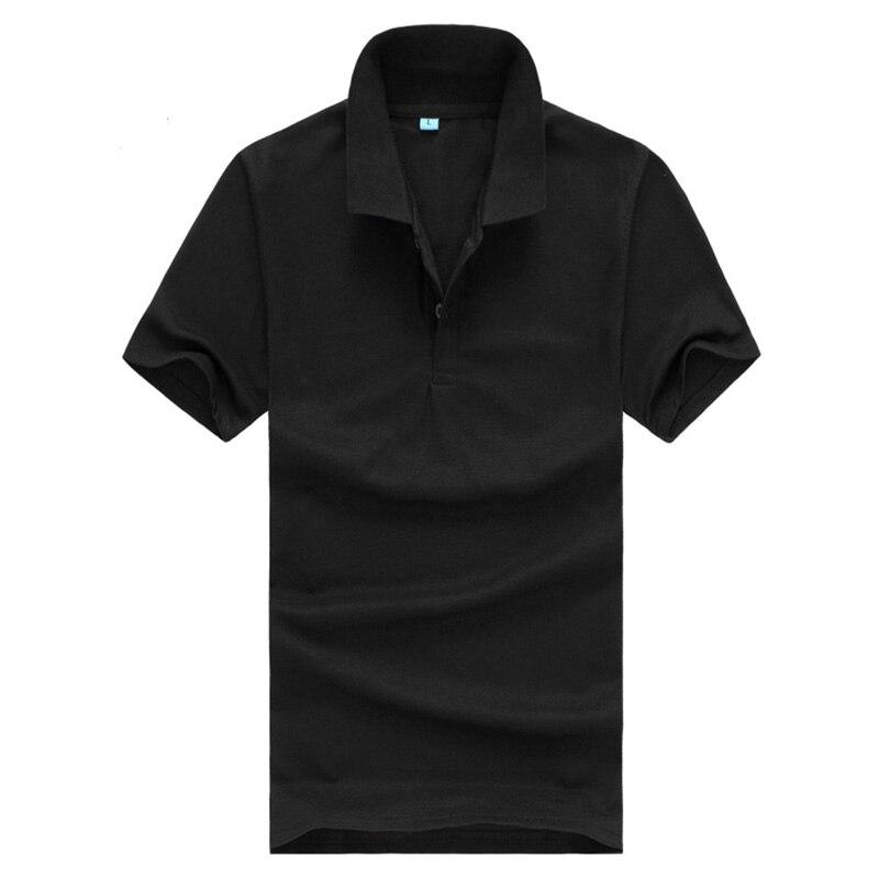 Main stream style Men   Polo   Shirt solid Short Sleeve New fashion man's Clothing shirts   Polos   High ZONE PL018