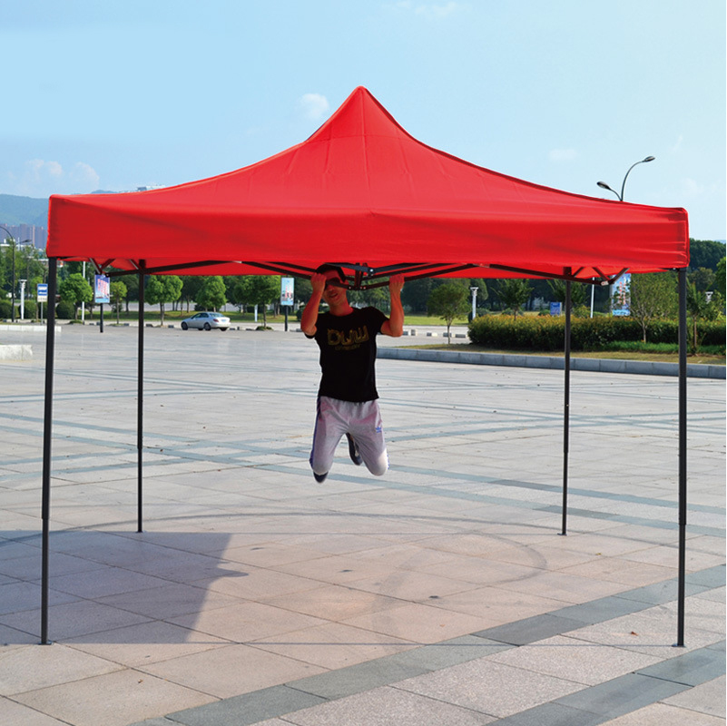 DANCHEL Steel Commercial Folding Tent 2X2 Meters 6*6 Feets Canopy Tent blue or red for choice-in Tents from Sports u0026 Entertainment on Aliexpress.com ... & DANCHEL Steel Commercial Folding Tent 2X2 Meters 6*6 Feets Canopy ...