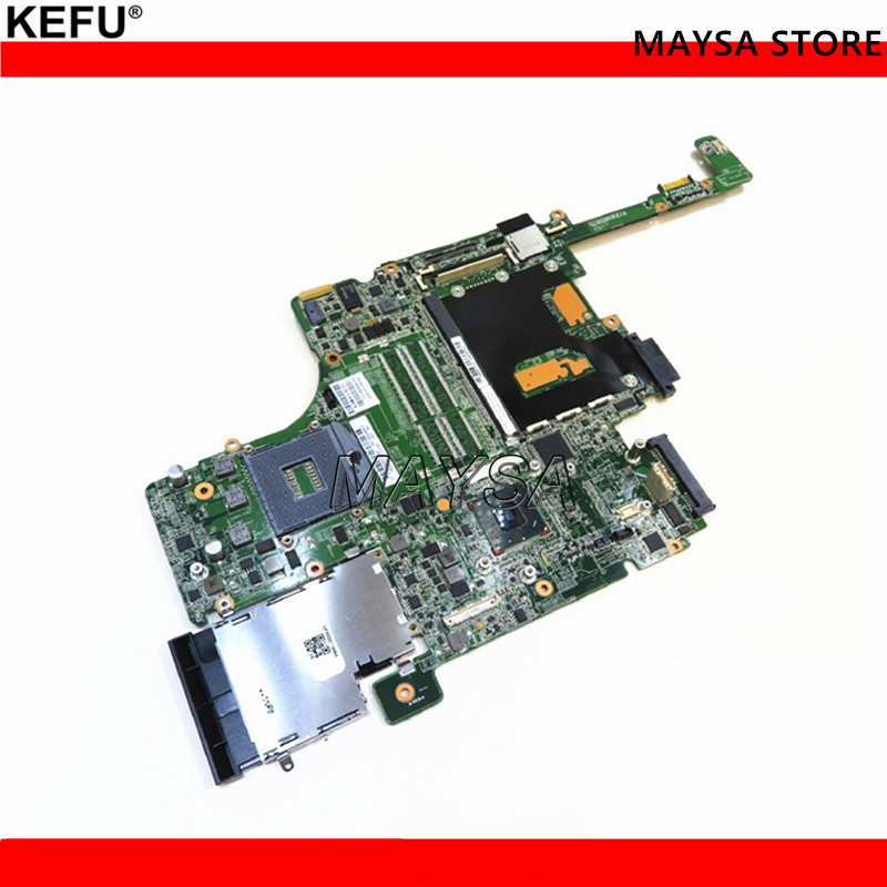 690642-001 690642-501 for HP 8570W laptop motherboard QM77 with 2 Memory slot 100% tested цена