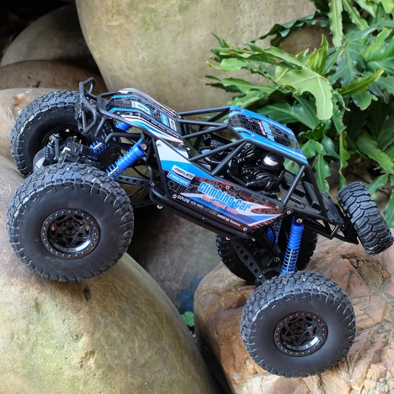 ZhenDuo Toys 2837 Charging Wireless RC Remote Control Car High-Speed Off-Road Vehicles Four-Wheel Drive Dirt Bike Electric Toy