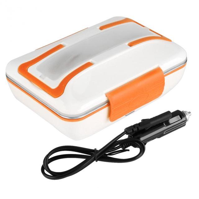 Elektro Lunchbox Heizung Stahl Essen Container Tragbare Rechteck ...