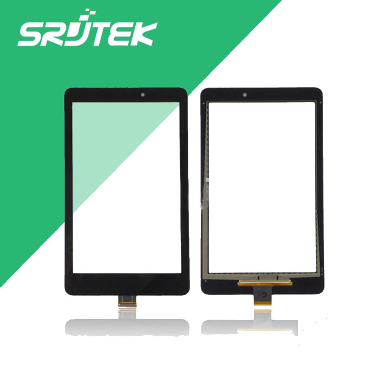 8.0 For Acer Iconia Tab 8 A1-840 A1-840-16PT Touch Screen Sensor With Digitizer Panel Front Glass Lens new for 5 qumo quest 503 capacitive touch screen touch panel digitizer glass sensor replacement free shipping