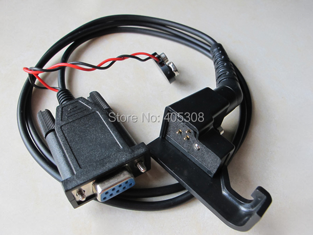 Programming Cable for Motorola Radio HT600 P210 MT1000 MTX810 MTX820 P500